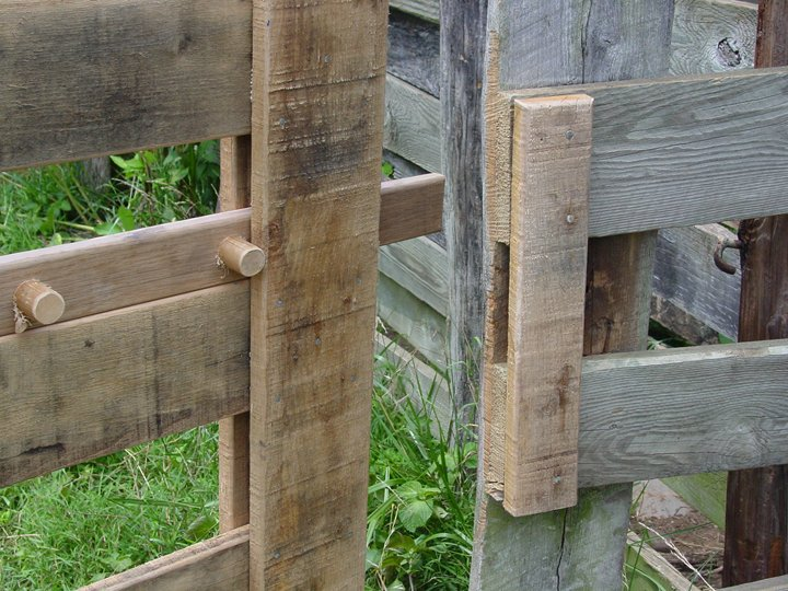 Farm Amp Ranch Gate Latch : Horseyhusband don t forget to latch the gate